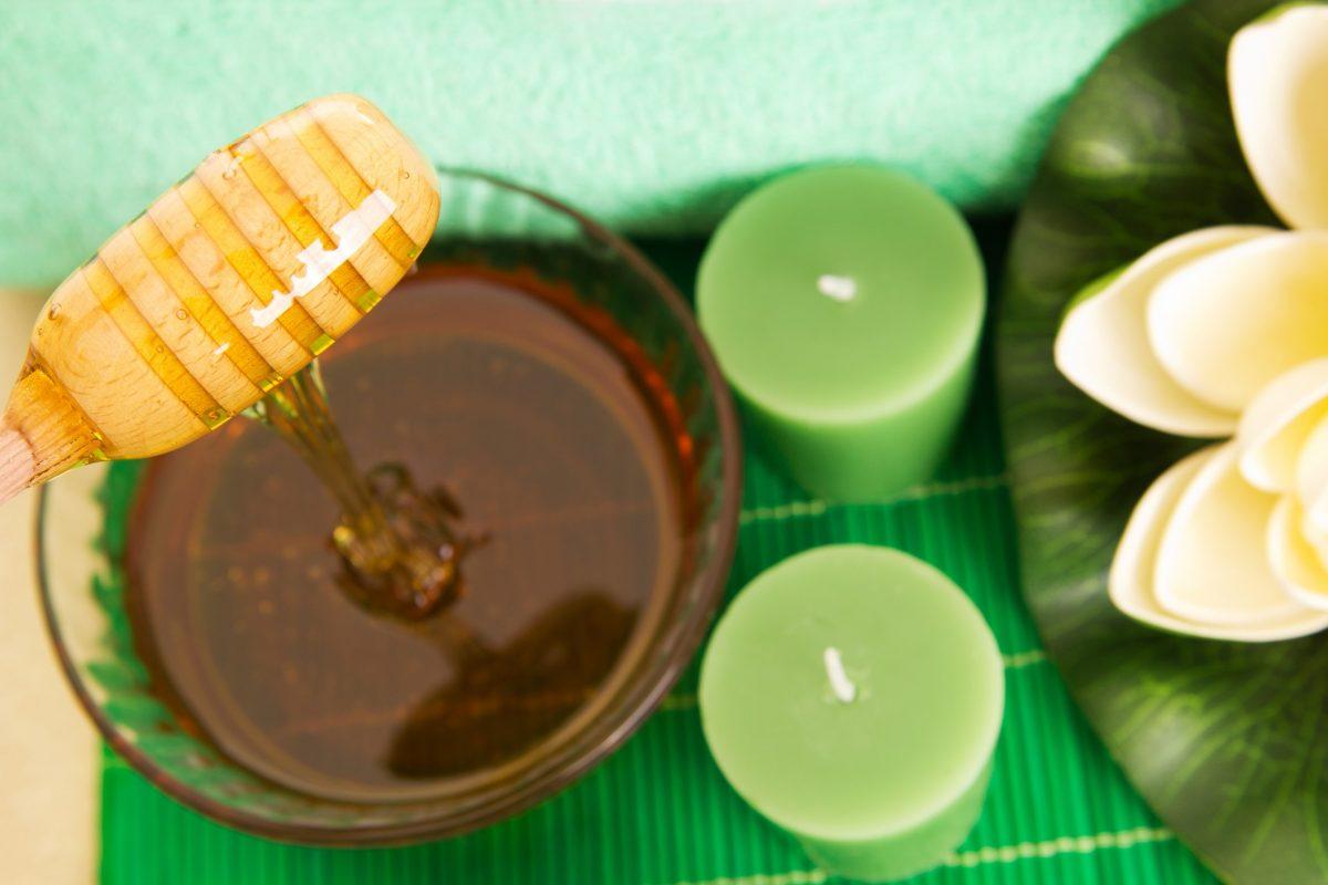 Honingmassage